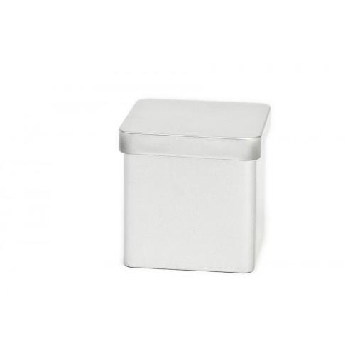 Quadratische Aufbewahrungdose 57x57x60 mm | Tindobo