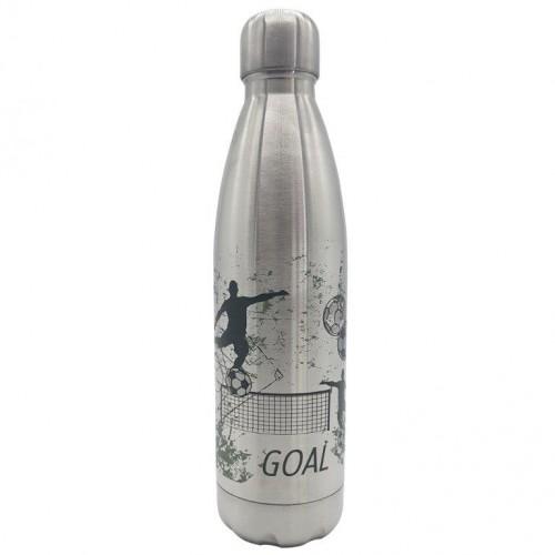 Dora's Fußball Trinkflasche aus Edelstahl - Thermoflasche