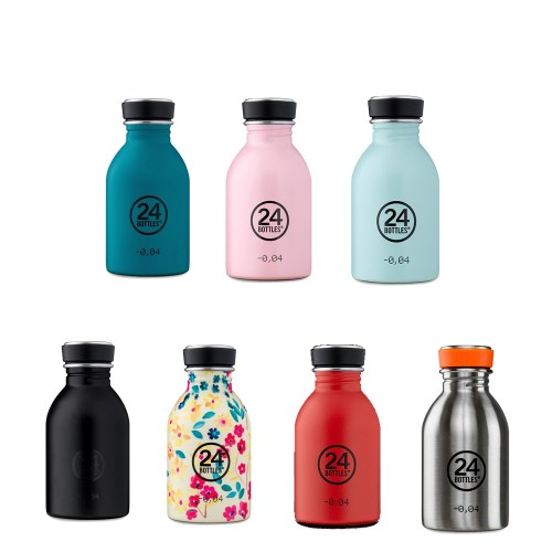Urban Bottle Mini 24Bottles Edelstahl Trinkflasche
