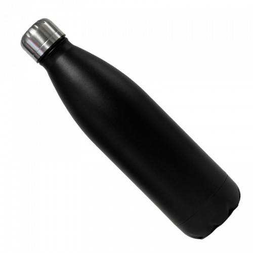 Dora's Thermosflasche aus Edelstahl 500 ml schwarz