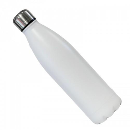 Dora's Thermosflasche aus Edelstahl 500 ml weiß