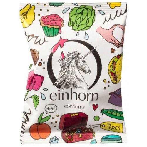 Muschigegenstände Kondome - vegan & fair | einhorn