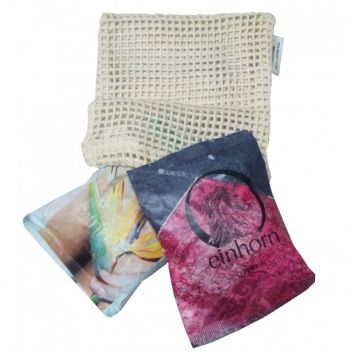 einhorn Kondom Set: Love on the Rugs + The New Age Club + Shopper