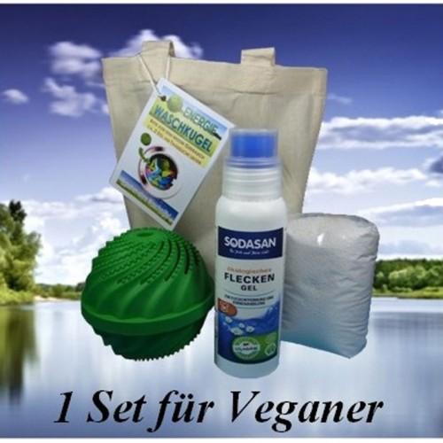 EM Energie Waschkugel Set – veganes Waschmittel