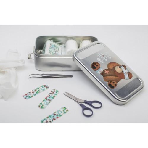 Erste Hilfe Box für Kinder - CameleonPack | Tindobo