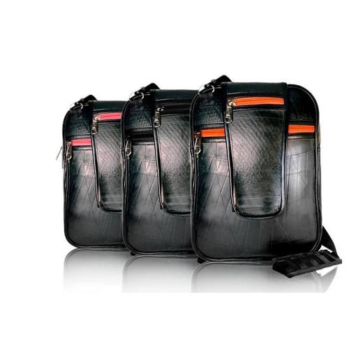 Ecowings Elephanta Laptoptasche - Öko Schultertasche