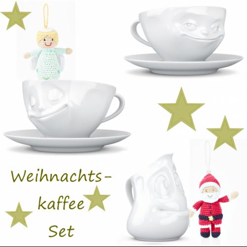 Fiftyeight Products Kaffeeset – Weihnachtsset