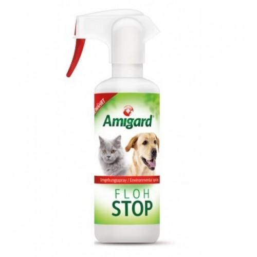 Amigard FLOH-STOP Umgebungsspray für Hunde & Katzen