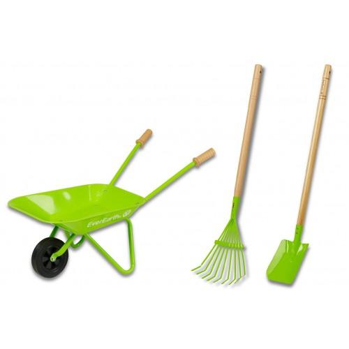 EverEarth Gartengeräte Profi-Set für Kinder