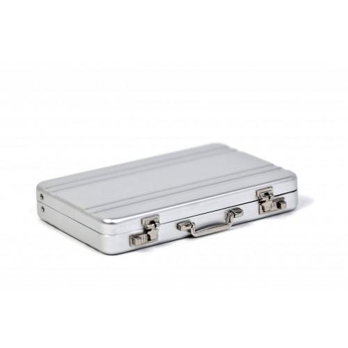 Geschenkverpackung Mini-Koffer & Visitenkartenetui | Tindobo