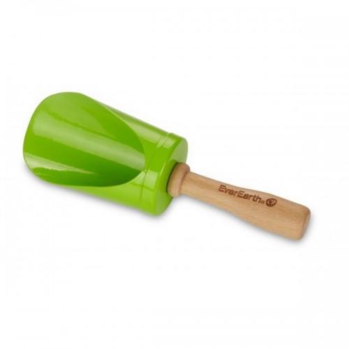 EverEarth Handschippe für Kinder – Öko Holzspielzeug