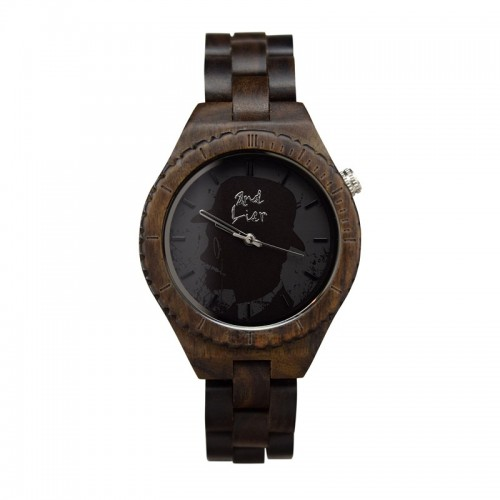 Damen Armbanduhr aus Sandelholz