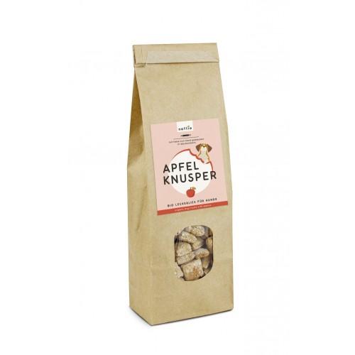 Bio Hundekekse Apfel Knusper von naftie