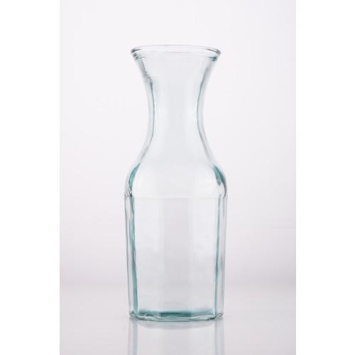 Retro-Glaskaraffe 1 Liter