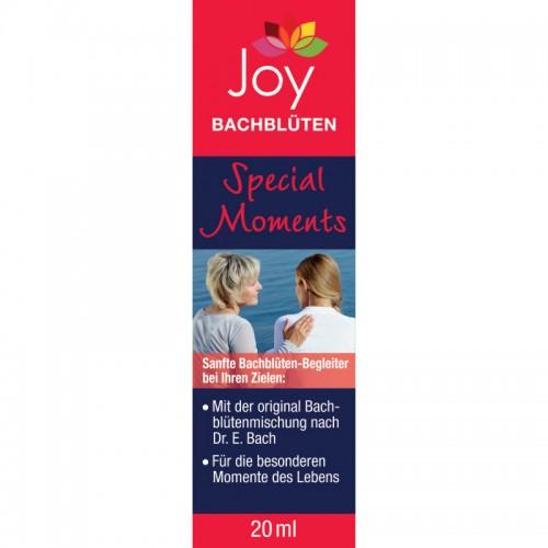 Joy Bachblüten Special Moments - Bilona