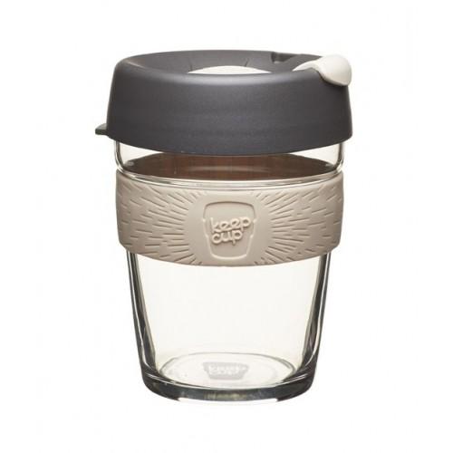 KeepCup Brew Chai - Glas Mehrwegbecher für Kaffee & Espresso