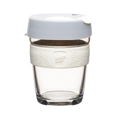 KeepCup Brew Cino- Glas Mehrwegbecher für Kaffee & Espresso