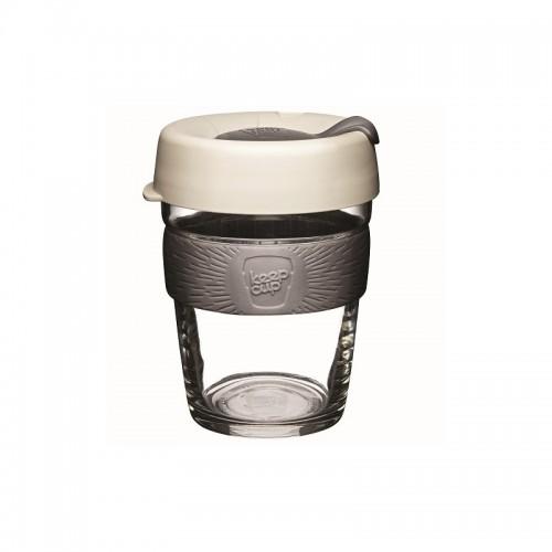 KeepCup Brew Milk - Glas Mehrwegbecher für Kaffee & Espresso