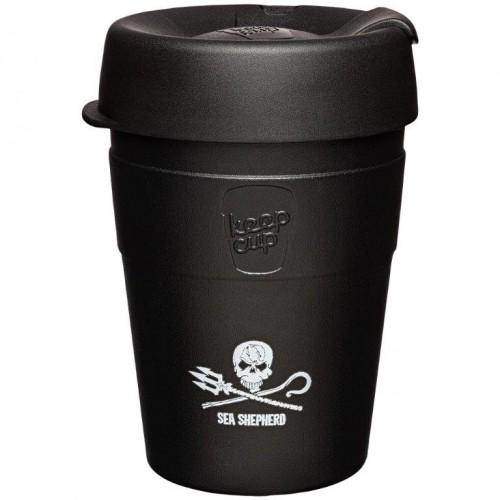 KeepCup Sea Shepherd Thermal Barista Standard Mehrwegecher