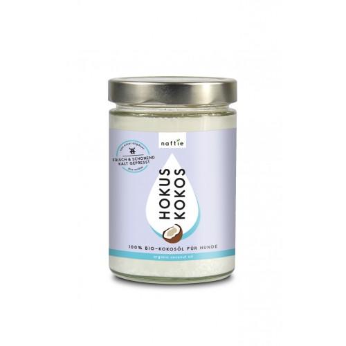 Bio-Kokosöl für Hunde & Katzen von naftie
