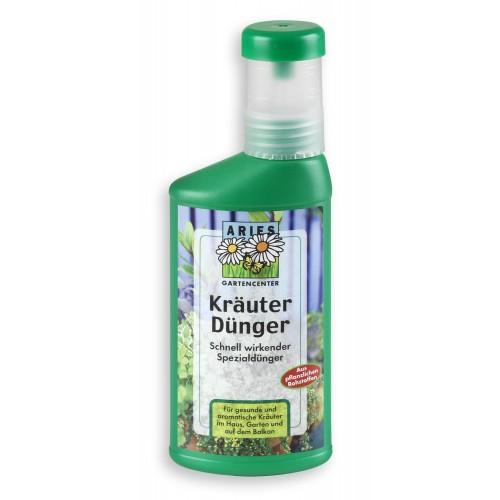 Organischer Kräuterdünger Aries veganer Flüssigdünger