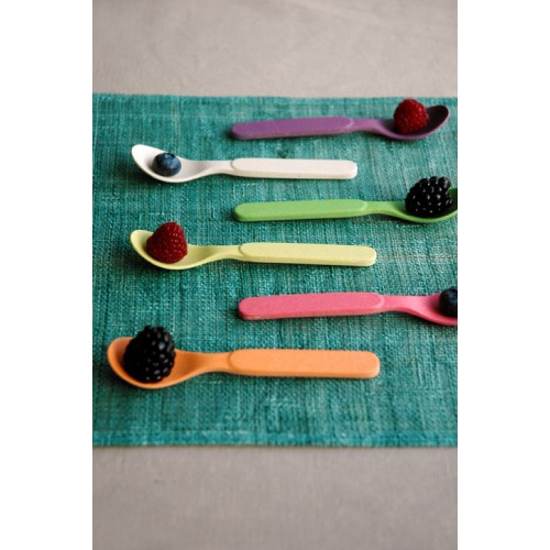 Spoonful of Colour – kleine Löffel 6er-Set | zuperzozial