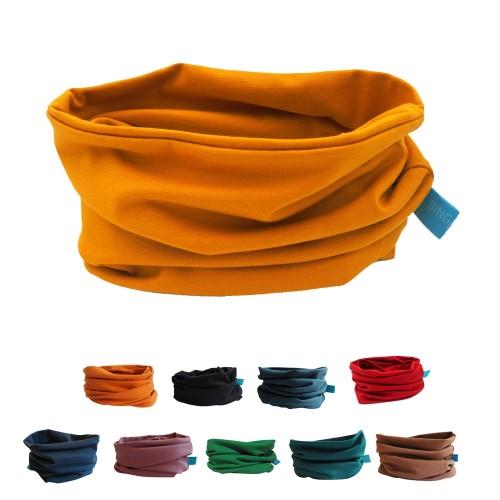 Unisex Bio Loop Uni - viele Farben für Klein & Groß | bingabonga