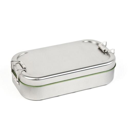 Schöne Dosen Lunchbox Green