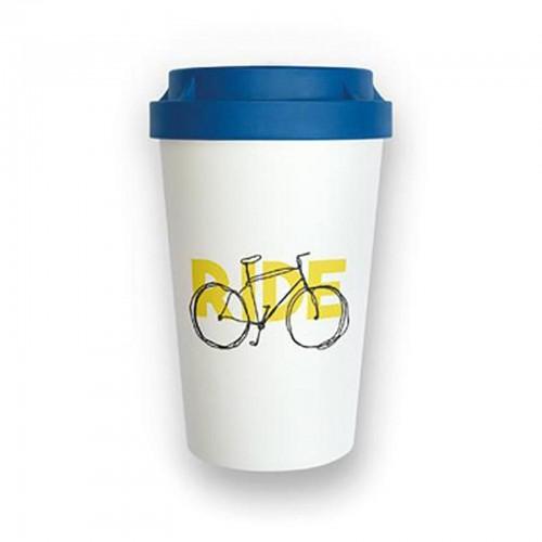 bico2go Bio Mehrweg Kaffeebecher to go Heybico Ride