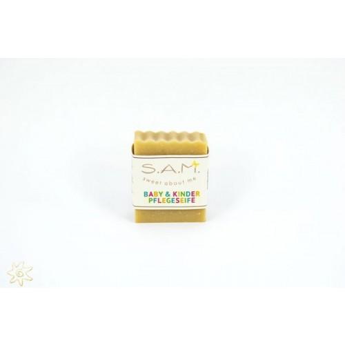 Baby & Kinder Pflegeseife parfümfrei von MeraSan