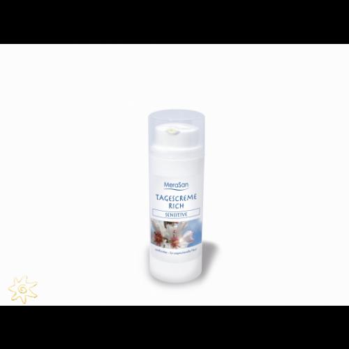 Parfümfreie Kreidecreme Gesichtscreme Sensitive von MeraSan