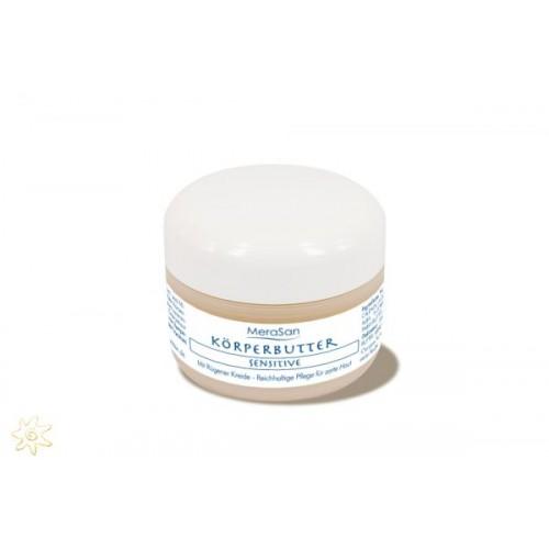 parfümfreie Körperbutter Sensitive von MeraSan