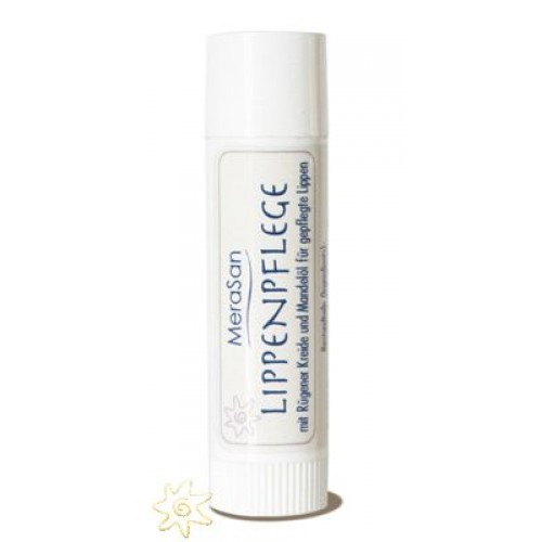 Lippen-Pflegestift mit Bienenwachs & Rügener Kreide von MeraSan