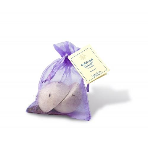 Badekugel Urknall mit Lavendel  von MeraSan