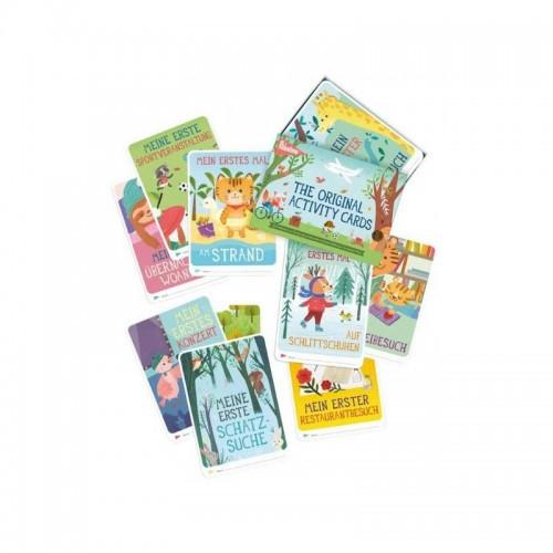 Milestone Activity Cards – Deutsch