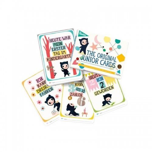 Milestone Junior Cards (deutsch)