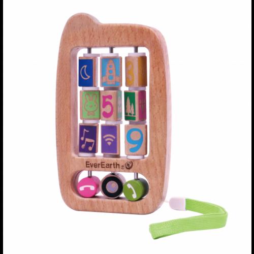 EverEarth Kindertelefon - Mobiltelefon aus FSC Holz