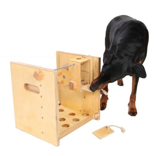 Nasenkiste XL - Öko Intelligenzspielzeug für Hunde