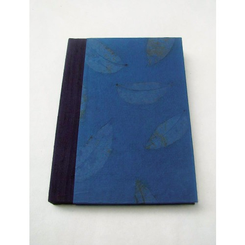 """Tagebuch / Notizbuch """"Love the Leaf"""", gebunden"""