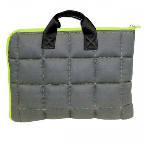 Notebook & MacBook Tasche aus Recycling Polyester
