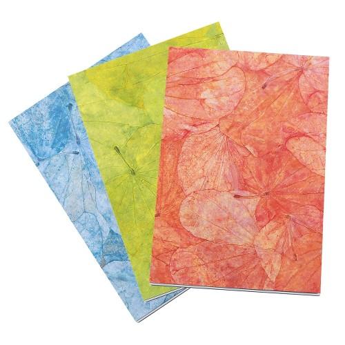 Notizblock Lotus Pond - handgeschöpftes Papier | Sundara Paper Art