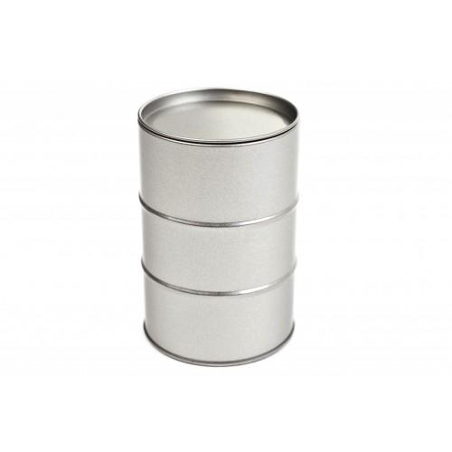 Ölfässchen Geschenkverpackung - Blechdose für Präsente | Tindobo