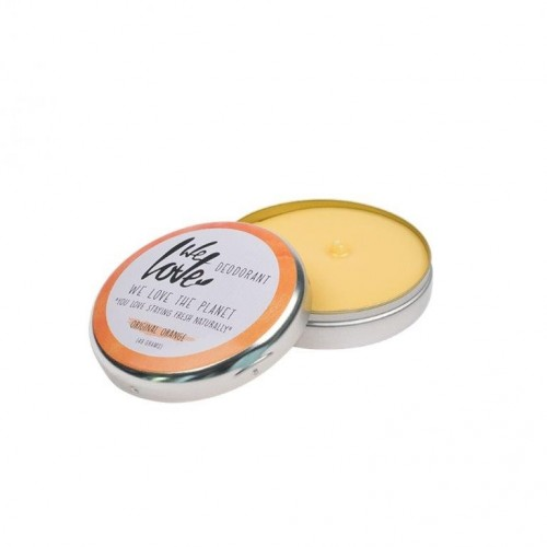 Bio Deocreme Original Orange | We love the Planet