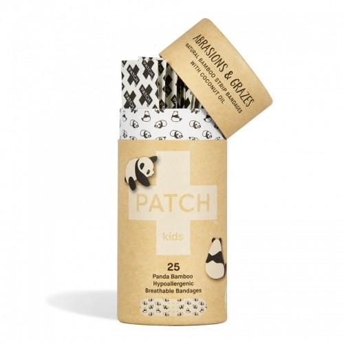 PATCH Kokosöl Bio Bambuspflaster für Kinder