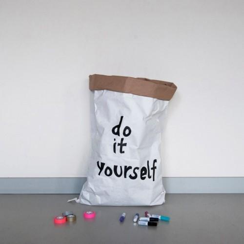 Nachfüllbarer Papiersack DIY | kolor
