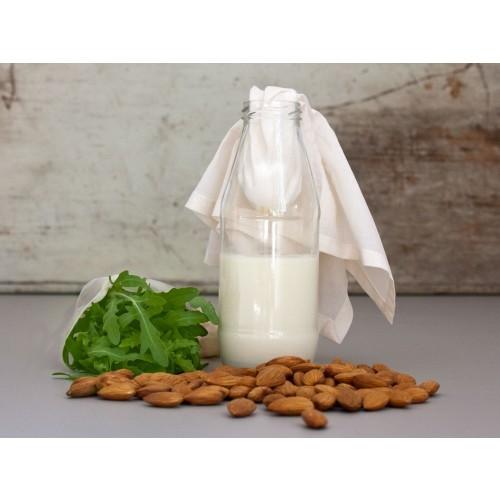 Passiertuch Nussmilchtuch aus Bio-Baumwolle | Naturtasche