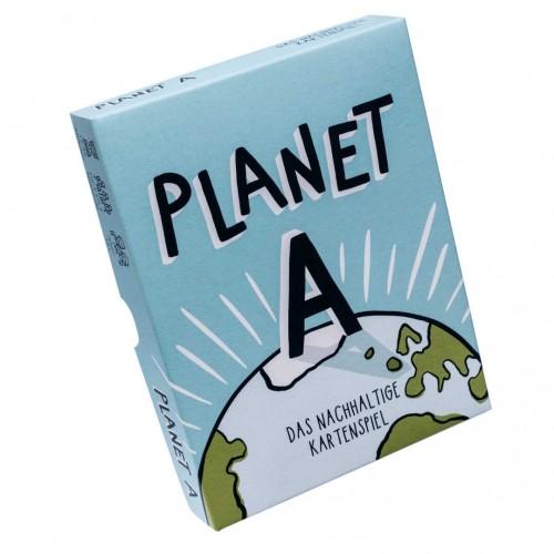 Planet A - das nachhaltige Kartenspiel für eine grüne Zukunft