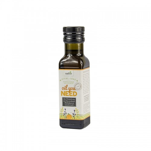 Bio Futteröl für Hunde & Katzen Ölmischung No.1