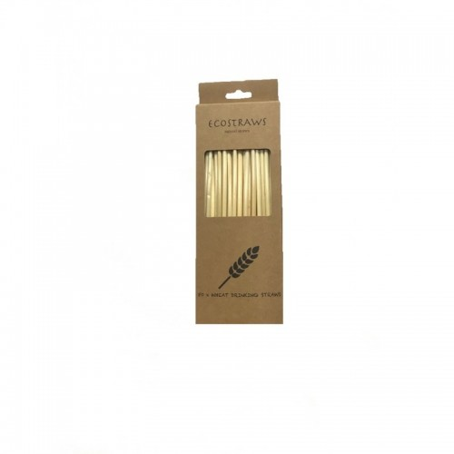 Bambus Trinkhalme - plastikfreie Strohhalme | ecobamboo