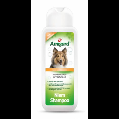 Amigard natürliches NIEM SHAMPOO für Hunde & Katzen